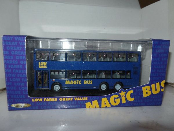 CMNL HKBUS2006 Leyland Olympian Stagecoach Magic Bus Manchester Piccadilly MIMB